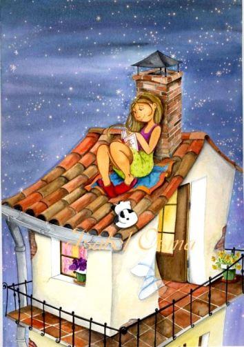 livro telhado m